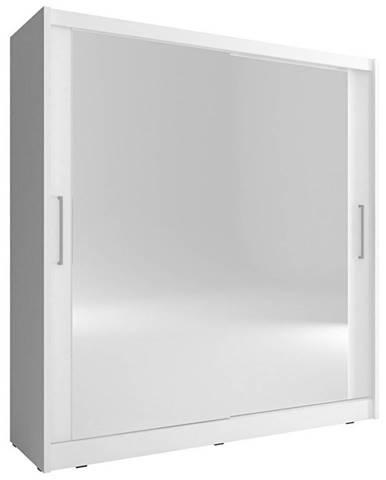 skříň MARY VI 180, bílá