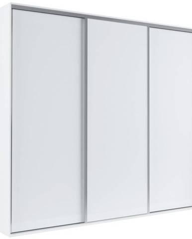 Šatní skříň GENEVA 280, bílá