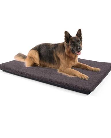 Brunolie Nala, pelíšek pro psy, podložka pro psy, omyvatelná, protiskluzová, prodyšná, komfortní pěna, velikost L (120 x 5 x 80 cm)