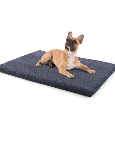 Brunolie Nala, pelíšek pro psy, podložka pro psy, omyvatelná, protiskluzová, prodyšná, komfortní pěna, velikost M (100 x 5 x 70 cm)