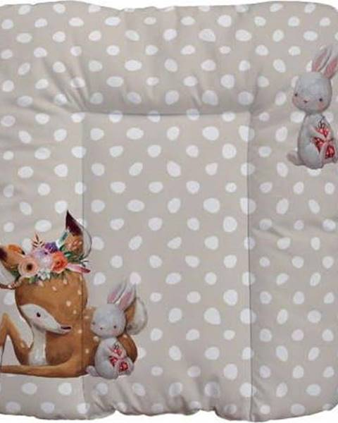 Mr. Little Fox Přebalovací podložka Mr. Little Fox Doe and Her Friend, 75 x 70 cm