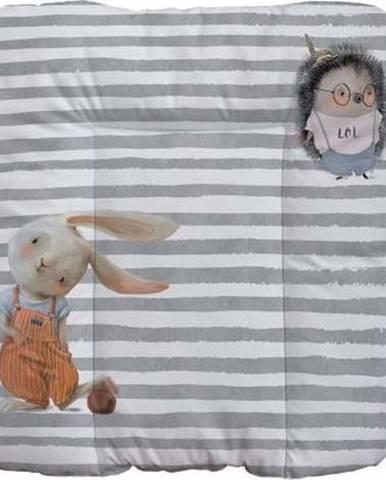 Přebalovací podložka Mr. Little Fox Boys From The Forest, 75 x 70 cm