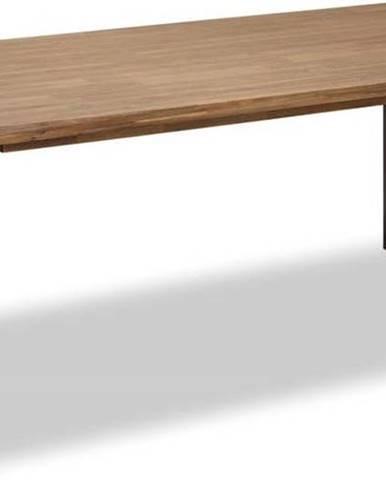 Jídelní stůl s deskou z akáciového dřeva Furnhouse Mallorca, 200 x 100 cm