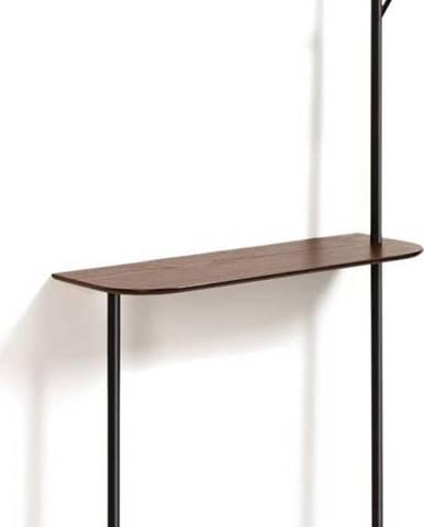 Konzolový stolek s věšákem La Forma Marcolina, 80 x 160 cm