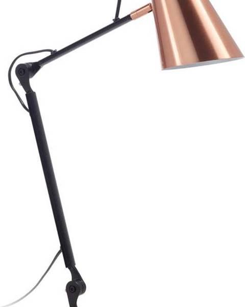 La Forma Stolní lampa v barvě mědi La Forma Paola