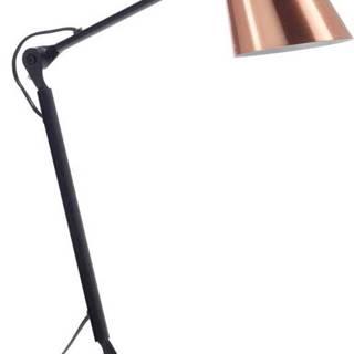 Stolní lampa v barvě mědi La Forma Paola