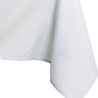 Bílý ubrus AmeliaHome Empire White, 140 x 260 cm