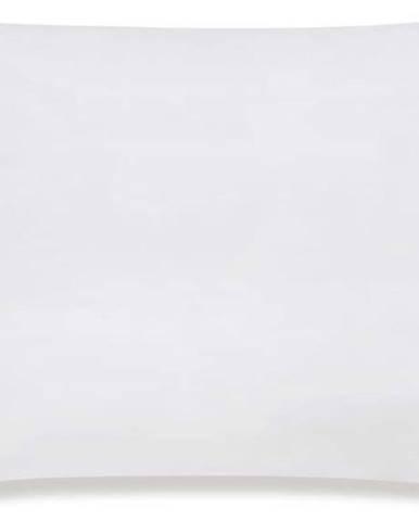 Sada 2 bílých povlaků na polštář z egyptské bavlny Bianca Standard, 50 x 75 cm