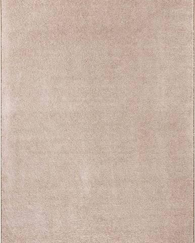 Krémový koberec Hanse Home Pure, 140x200cm
