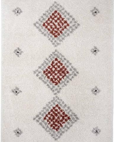 Krémový koberec Mint Rugs Cassia, 160 x 230 cm