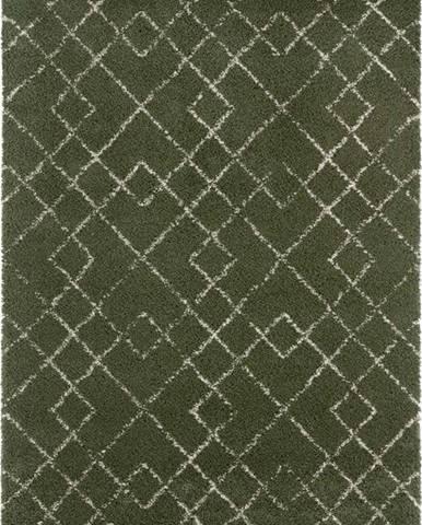 Zelený koberec Mint Rugs Archer, 120 x 170 cm