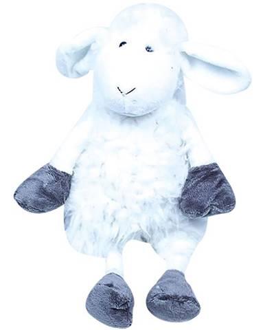 Polštář plyšák 23 ovce 3699 bílá