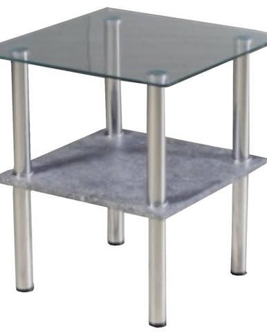 Konferenční Stolek Aramis 45cm Cement