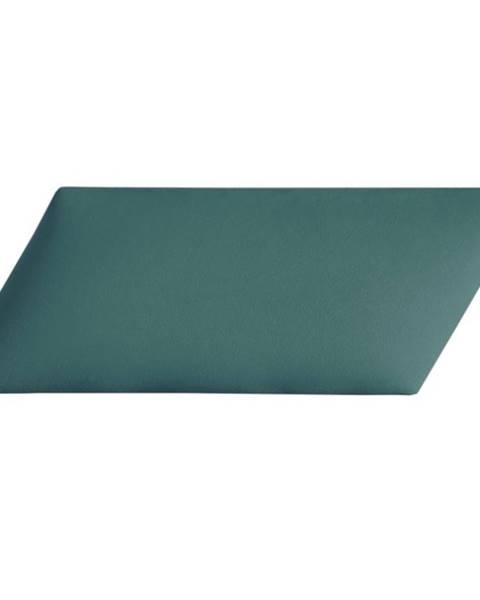 BAUMAX Čalouněný panel kosočtverec malý 15/30 smaragd P