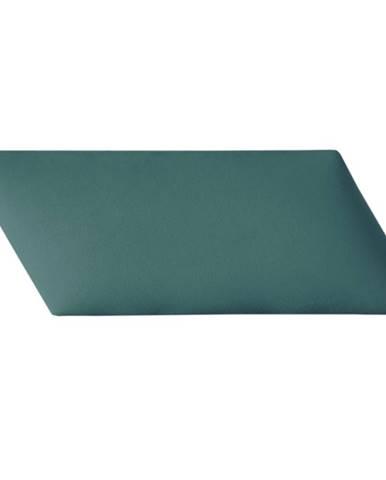 Čalouněný panel kosočtverec malý 15/30 smaragd L