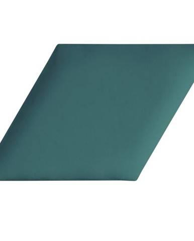 Čalouněný panel velký diamant 30/45 smaragd L