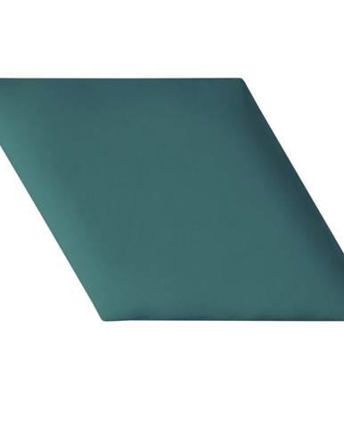 Čalouněný panel velký diamant 30/45 smaragd P