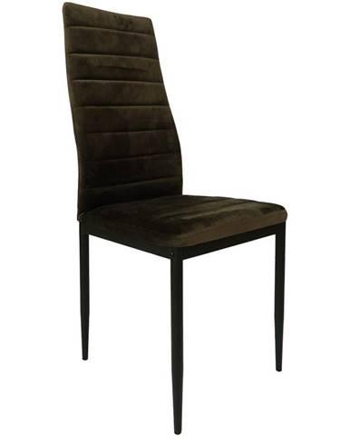 Židle Fado Temný Hnědý
