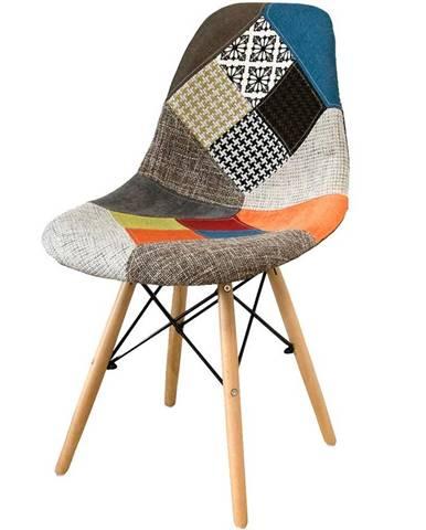 Židle Palermo Kolor A