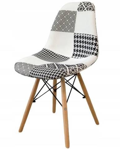 Židle Palermo Kolor B