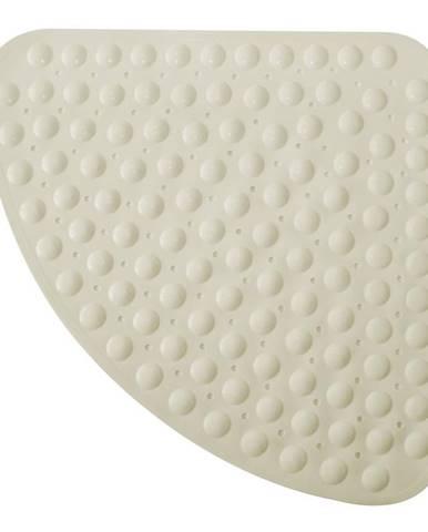 Sprchová podložka půlkolaté j-f5454 54x54 béžová