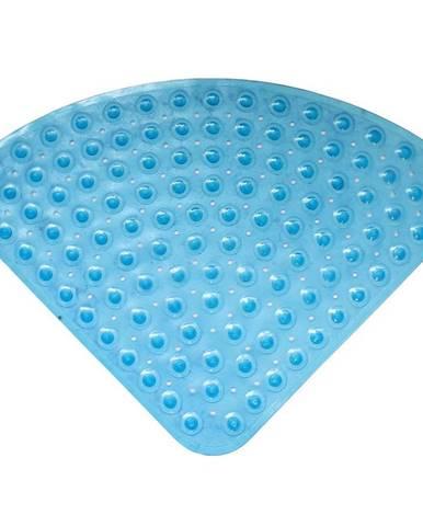 Sprchová podložka půlkolaté j-f5454 54x54 modrá