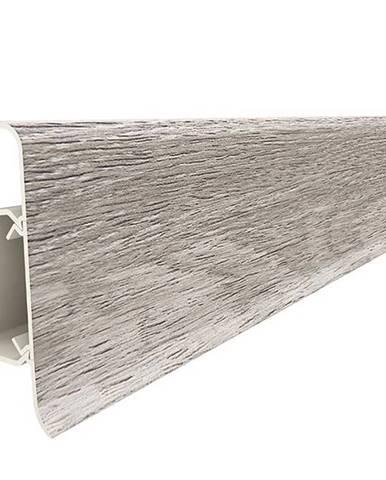 Podlahová lišta Esquero Duo 657 Merbau