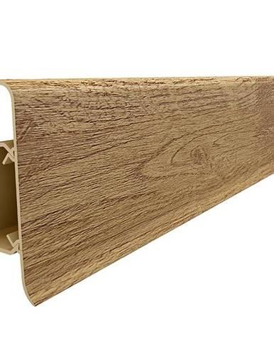 Podlahová lišta Esquero Duo 659 Americký ořech