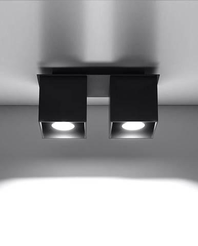 Svítidlo Dallas 2 černá A-063