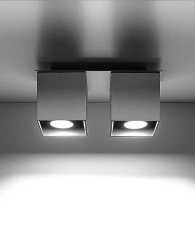 Svítidlo Dallas 2 šedá A-064