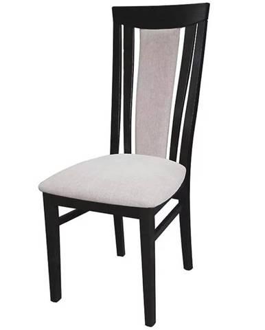 Židle 768 Wenge Tap. Vila2
