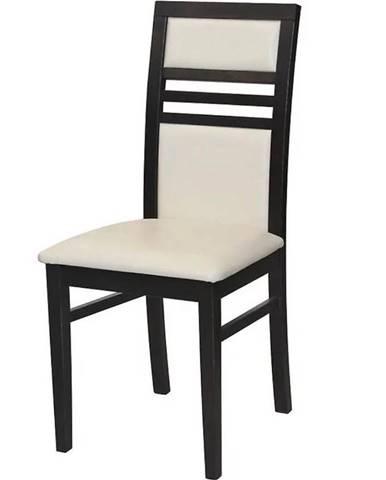 Židle 762 Wenge Tap. D1p