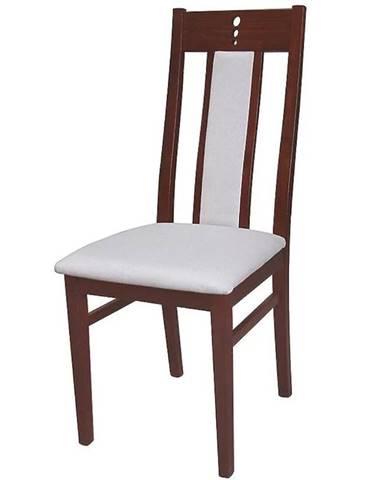 Židle 763 Tmavý Ořech Tap. Etna15