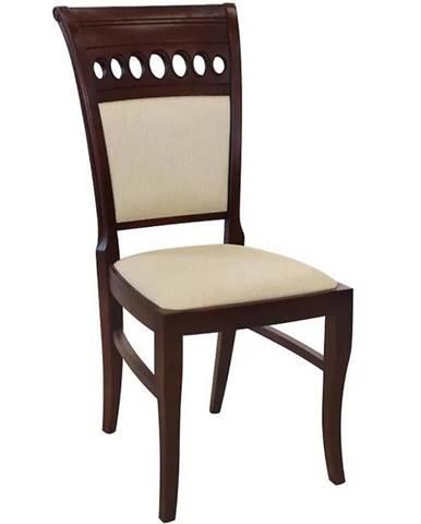 Židle 751 Buk Bav. Tap. Mesh1