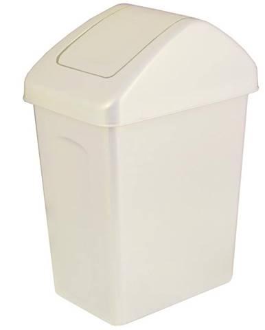 Odpadkový koš 10L 1310 bílá