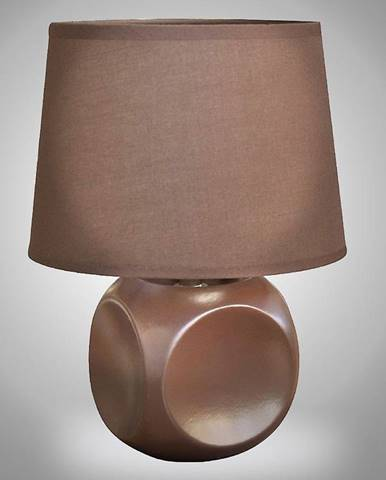 Stolní lampa D2315 hnědá
