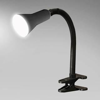 Stolní lampa 414 černá kl