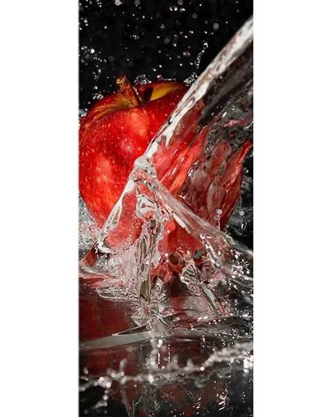 INNA Dekor skleněný - jablko ve vodě 20/50