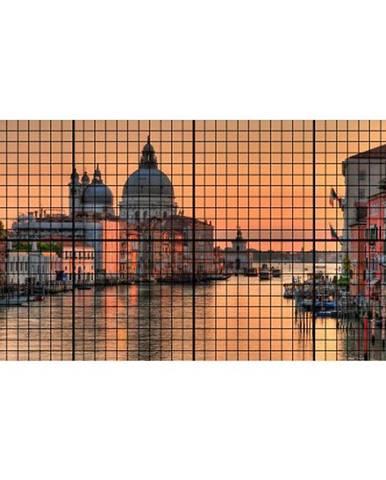 Dekor skleněná mozaika - Benátky 1 120/60