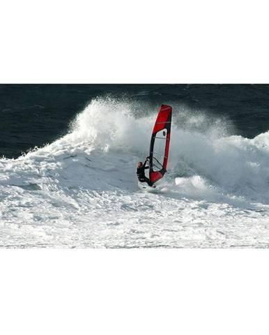 Dekor skleněný - surfař 30/60