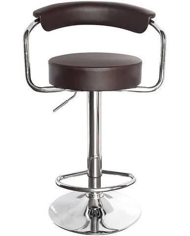 Barová židle Strong hnědá 7121