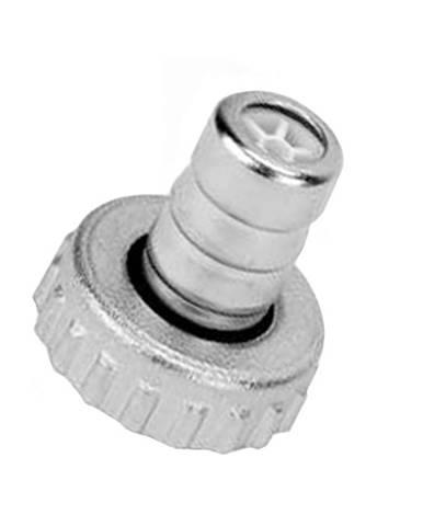 Koncovka s maticí pro ventilll 1/2˝ K44