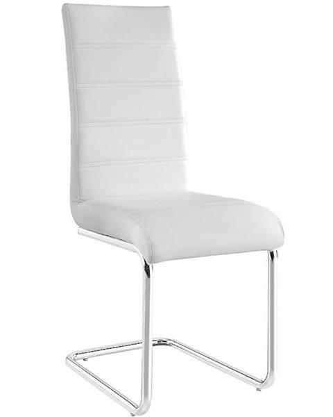 BAUMAX Židle Eos Bílá