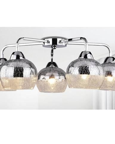 Stropní lampa Cromina 5x60w E27 Chrom