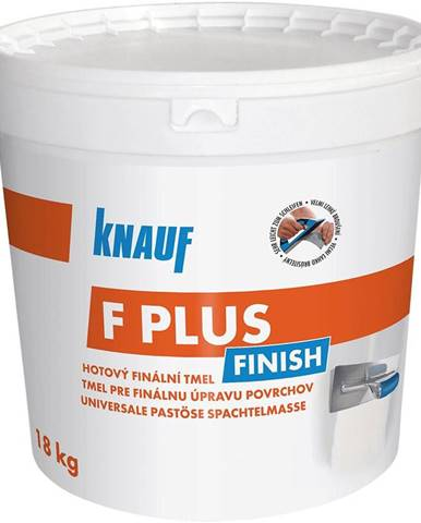 Finální tmel Knauf F Plus 18 kg
