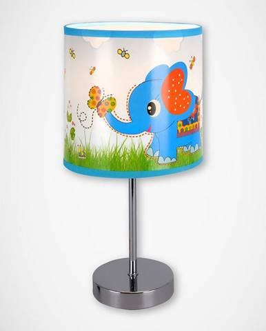 Svitidlo NUKA E14 BLUE 03649 LB1