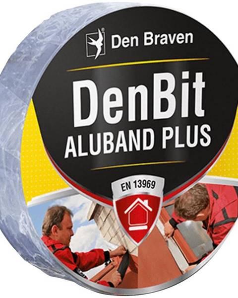 Den Braven Střešní bitumenový pás Den Braven DenBit Aluband PLUS 75 mm x 10 m