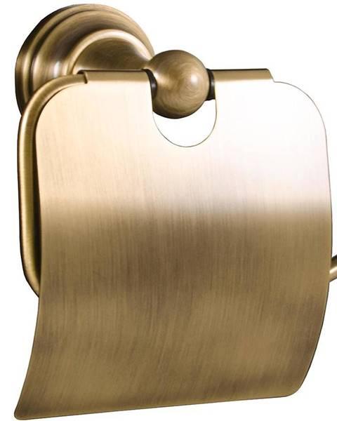 RAV-SLEZÁK Držák toaletního papíru MORAVA, s krytem MKA0400SM