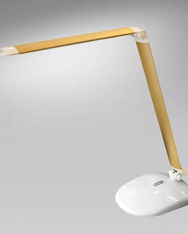 Stolní lampa 1343 LED hnědá