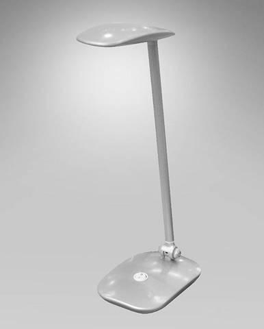 Stolní lampa 1343 LED stříbrná